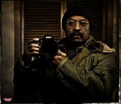 The Photographer (MBates Foto) Tags: availablelight color existinglight indoors nikkorlense nikon nikond810 portrait selfportrait texture spokane washington unitedstates 99203