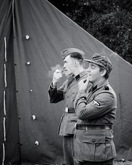 Waxahachie WW II Weekend (d-day buff) Tags: livinghistory veteransday wwiiweekend waxahachie worldwarii