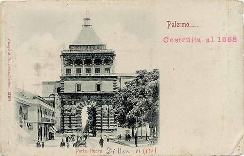 Palermo - Porta Nuova