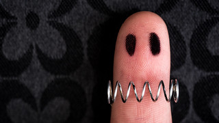 Macro Mondays Fingertips