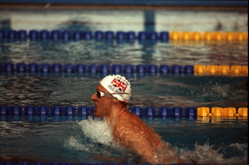 104 Swimming EM 1993 Sheffield