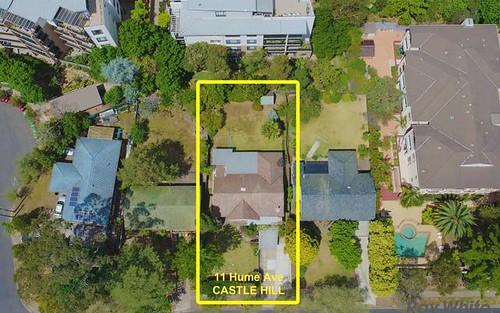 11 Hume Av, Castle Hill NSW 2154