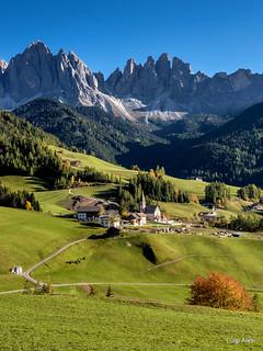 Dolomiti - Val di Funes e le Odle