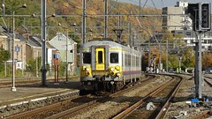 AM 628 - L125 - HUY (philreg2011) Tags: am66 amclassique l125 huy l20144950 l20144982 sncb nmbs trein train am628