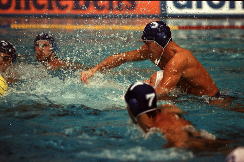 36 Waterpolo EM 1993 Sheffield