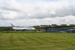 EI-CZD Boeing 767-216ER Quirky Glamping Village (corkspotter / Paul Daly) Tags: eiczd boeing 767216er b762 23623 tso un transaero airlines aircraft jetliner airplane airliner vehicle jet outdoor enniscrone co sligo quirky glamping village tourism ireland