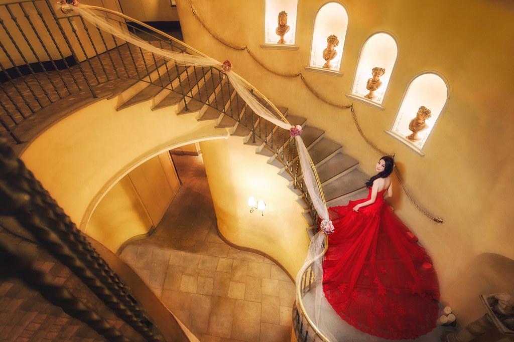 北海道婚紗 札幌蒙特利酒店婚紗拍攝 禮服:Toris Wedding