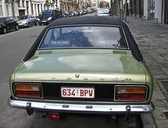 1972-1973 FORD Capri 1600 XL MK1 (ClassicsOnTheStreet) Tags: 634bpw ford capri 1600 xl mk1 19721973