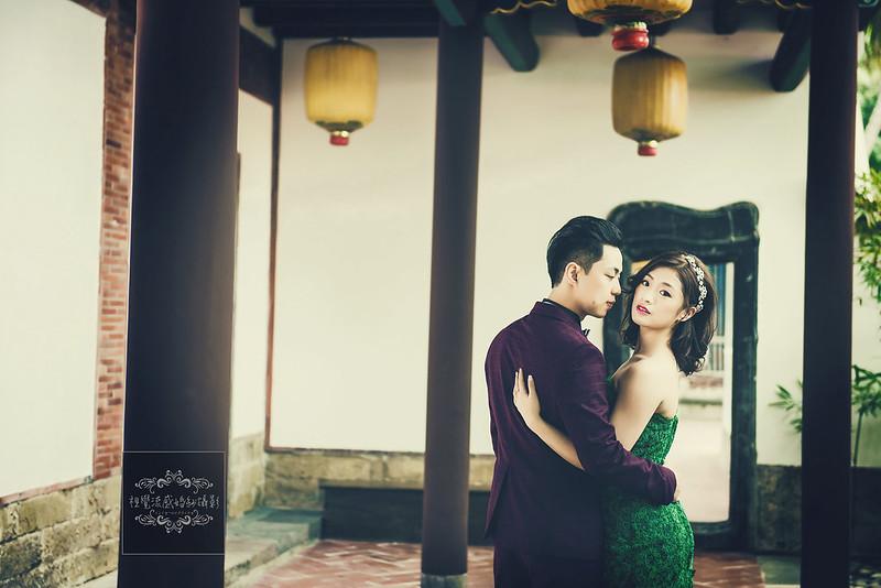 板橋,林家花園,婚紗攝影,推薦,復古,中國風