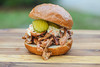Barbecue Turkey Sandwiches (joshbousel) Tags: barbecuesauce barbecueturkeysandwich barbecueturkeysandwiches coleslaw condiment cranberrybarbecuesauce cucumber eat food meat pickles poultry salad sandwich sauce tangyappleslaw turkey turkeythighs vegetable