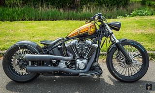 Harley Custombike@FTW