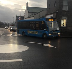 Travelsure Optare Solo YJ05XMS (Daniely buses) Tags: schoolbus yj05xms optare optaresolo travelsure