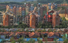 Huyuan Resort, Guangdong, China (cattan2011) Tags: heyuanresort guangzhou traveltheworld traveltuesday travelphotography travelbloggers travel resort buildings architecture natureperfection naturephotography nature landscapephotography landscape 中国 广州 河源市