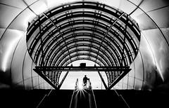 Hradčanská in black and white (jbarry5) Tags: hradčanská czechrepublic czechia prague travelphotography travel blackandwhite abstract geometry