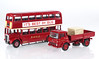 EFE Ribble Vehicles (adrianz toyz) Tags: toy model 176 oo gauge efe ribble bedford tk tipper lorry truck 36302 doubledecker 20002 dropside leyland pd212 orion diecast scale bus