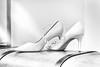 White Wedding shoes (Eric Champs) Tags: familles bride ilovepaca lisa mariage nicolas paca wedding