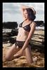 Bonnie (madmarv00) Tags: bonnie d600 makapuu nikon sandybeach beach bikini girl hawaii kylenishiokacom model oahu ocean sand shore brunette