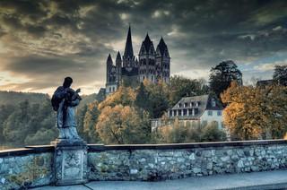 Limburg an der Lahn - Catedral - San Juan Nepomuceno