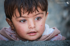 BEAUTIFUL KIDS OF HUNZA (hisalman) Tags: beautiful girl kids hunza valley pakistan faces child innocent cute lovely eyes looking people human portraits