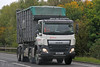 DAF CF Skip Loader Veolia PN66 PJY (SR Photos Torksey) Tags: truck transport haulage hgv lorry lgv logistics road commercial vehicle freight traffic daf cf veolia skip loader