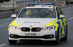 YJ17 EEN (Ben Hopson) Tags: west yorkshire police wyp new bmw 330d rpu roads policing unit base yj17een