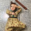 I Found Her This Weekend (Angie Naron) Tags: marionette thriftstorefind