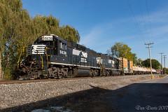 NS CB90 (Dan A. Davis) Tags: norfolksouthern ns altoona pa pennsylvania freighttrain locomotive railroad train gp382 cb90 covesecondary