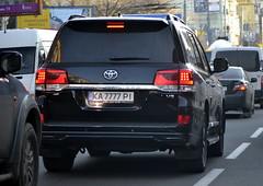 KA7777PI (Vetal_888) Tags: toyota landcruiser 200 licenseplates ukraine kyiv номернізнаки ka7777pi ka україна київ kapi 7777 black tlc tlc200
