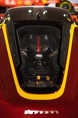 Ferrari FXX-K #14 (lu_ro) Tags: italy italia fxx fxxk evo ferrari hypercar engine sony a7 50mm samyang