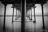 From Under Saltburn Pier (Craig Dennis Photography) Tags: saltburnpier mono black white craig dennis