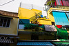 Inbetween (Dino Ngo   +84-936366238) Tags: inbetween kid child street streetphoto colors colorful hanoi vietnam dino ngo dinongo