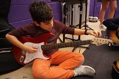 DSC08171 (NYC Guitar School) Tags: nyc guitar school nycgs showcase upper east side yes 2017 12217 performance live music recital student teacher kids teens bass drum singer play rock star rockstar roll plasticarmygirl samoajodha samoa jodha