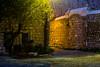 Croatia / Kroatien: Dubrovnik (CBrug) Tags: baum croatia kroatien dubrovnik abend kunstlicht beleuchtung