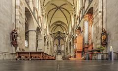 St. Kunibert in Köln (ulrichcziollek) Tags: nordrheinwestfalen köln romanisch kirche kirchen