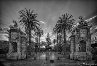 puerta parque Hernandez (EXPLORE)