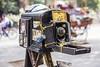 The camera (AndMakeItSnappy) Tags: jaipur camera mrchand zeisscamera vintagecamera photography photographer