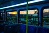 #Skagit Station Sunset From A Skagit Transit 208 (AvgeekJoe) Tags: d5300 dslr gillig mountvernon nikon nikond5300 skagit skagitcounty skagittransit skagittransit208 skagittransit90x usa washington bus publictransit publictransportation throughglass