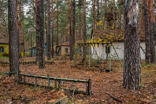 Chernobyl: Smaragd / Emerald, children's holiday camp