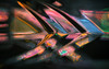 Crystal (Anne Worner) Tags: colorful reflection refraction crystal cutcrystal pattern closeup macro lensbaby anneworner em5 olympus