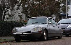 1968 Citroën DS 21 (rvandermaar) Tags: 1968 citroën ds 21 citroënds citroen citroends sidecode1 import ah7206 rvdm