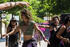 Swirl (yowser85) Tags: festivals girl woman music dancing hippie braless