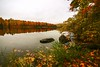 Lost Lake Autumn (Cole Chase Photography) Tags: reflections michigan fall autumn upperpeninsula