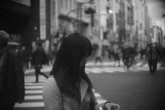 wife (Typ250) Tags: 新宿区 東京都 日本 jp leicam leica leicammonochrom monochrome mmonochrom xenonf2f5cm xenon schneiderkreuznach