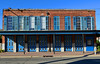 Rosy's Jazz Hall (davidwilliamreed) Tags: red brick bluedoorsandshutters neworleansla