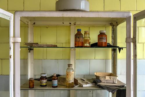 Pripyat: Hospital Nº 126