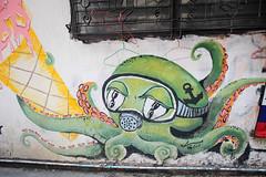 graffiti in Ratchathewi, Bangkok (_gem_) Tags: travel bangkok thailand asia southeastasia city street urban graffiti streetart