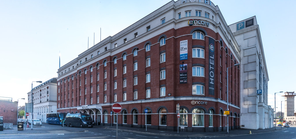 THE RAMADA ENCORE IN BELFAST [WHY HAVE THE PRICES INCREASED SO MUCH SINCE LAST MAY-134376