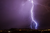 In the Hills (Mike Olbinski Photography) Tags: 20170823 arizona canon50mm12 canon5dsr citylights freeways lightning lights loop303 peoriaregionalpreserve rain stormchasing suncitywest thunderstorm