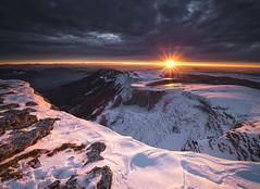 Beriain (NAFARROA) (Jonatan Alonso) Tags: beriain mountain winter snow singhray olympus sunrise laowa75