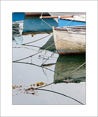 Boats and Ropes - iii (Steve-T201) Tags: boat rope harbour sea patterns colours falmouth cornwall